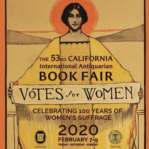 Antiquarian Booksellers' Association of America - 53rd California International Antiquarian Book Fair