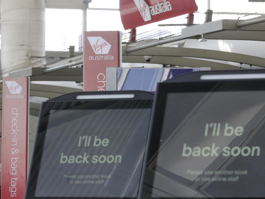 Virgin Australia was one of several major companies to be hit with technical issues Thursday that impacted websites and mobile applications for airlines, banks and other corporations.