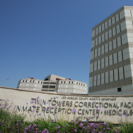 The Twin Towers Correctional Facility in