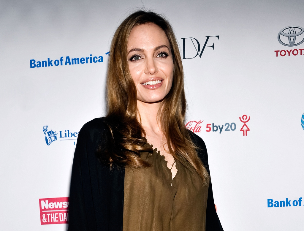 Actress Angelina Jolie attends the Women in the World Summit 2013 on April 4, 2013 in New York, United States. Jolie spoke out this week about her preventative double mastectomy. How should women best screen for and protect against breast cancer?