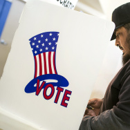 CA Primary Polling Place -
