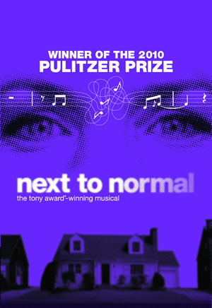 Next To Normal- La Mirada Theatre