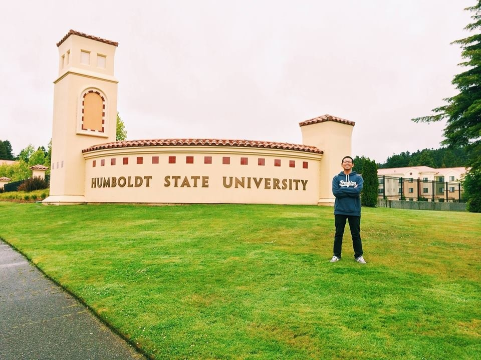 Orland bus crash survivor Steven Clavijo is a freshman at Humboldt State University. he is studying film and hopes to someday become a director.