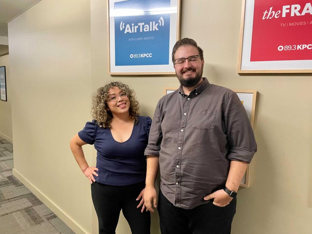 Photo of Bianca Ramirez and Aaron McGrath