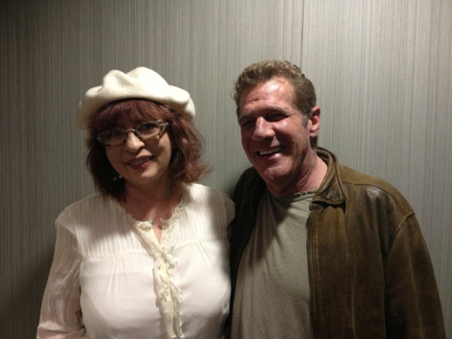 Glenn Frey and Patt Morrison
