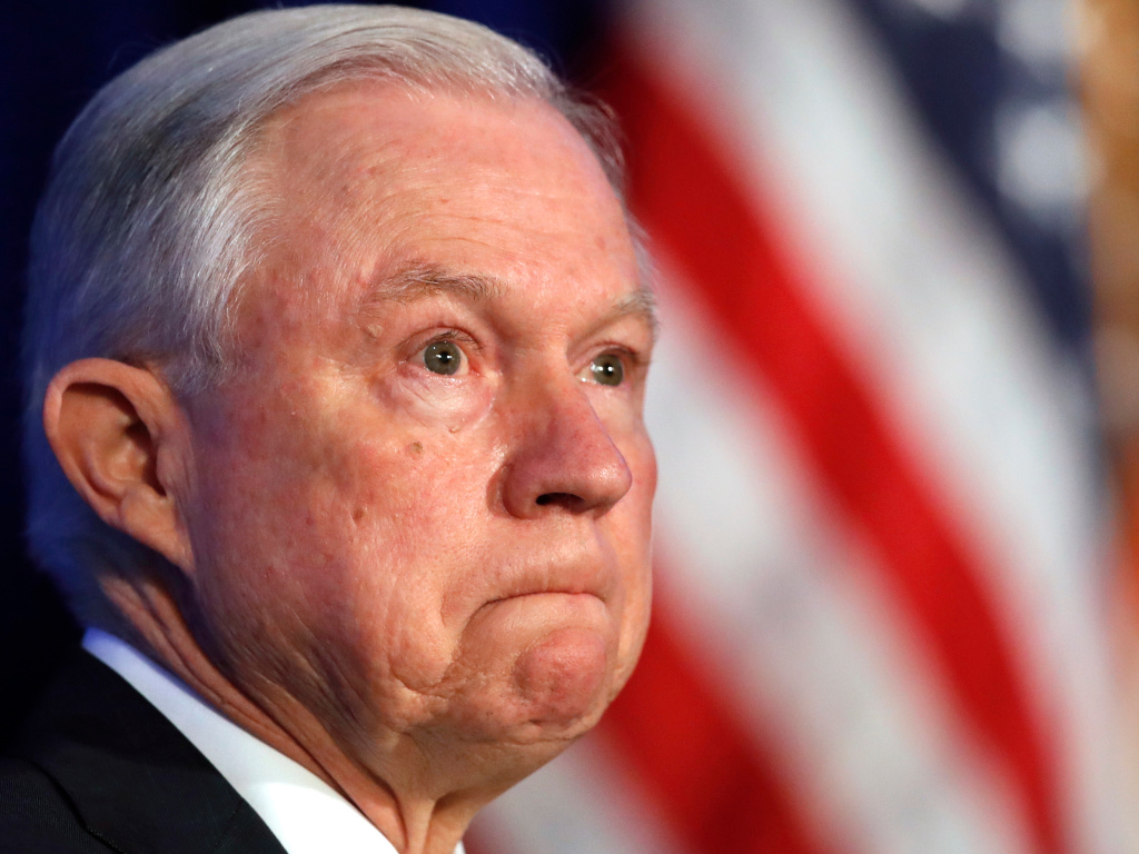 In May, Attorney General Jeff Sessions ordered a