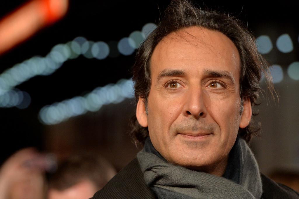 Composer Alexandre Desplat attends the UK Premiere of
