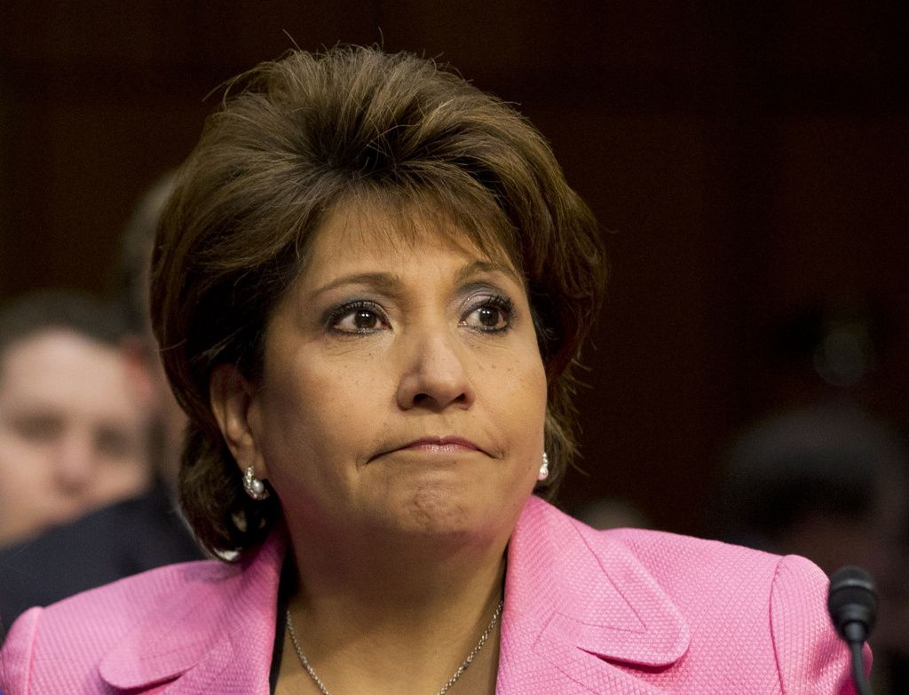 Janet Murguía, president and CEO of the National Council of La Raza.