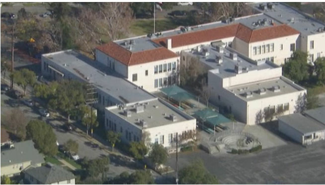 R.D. White Elementary School in Glendale.