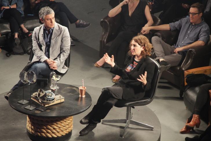 Reza Aslan interviews Jill Soloway (creator of