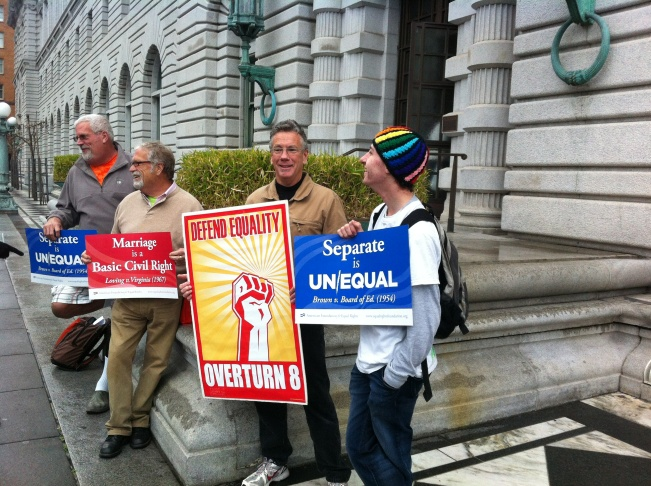 Prop 8 ruling: Same-sex marriage ban is unconstitutional ...