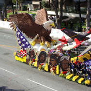West Covina's 2010 Rose Float
