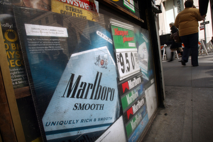 Smokers Could Face Tobacco Tax Increase