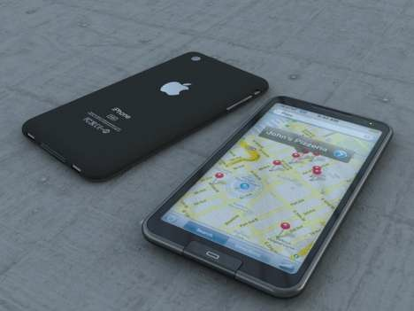 New phone applications let parents track the whereabouts of their children.