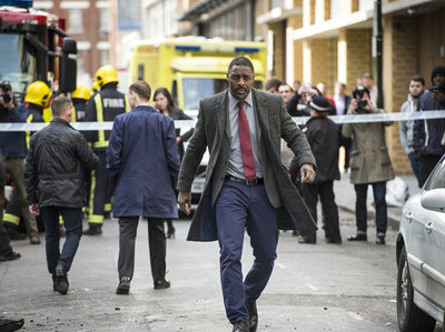 Idris Elba plays John Luther in the BBC America television series Luther. Elba is frequently mentioned as the best current example of