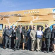 Antelope Valley electric bus fleet
