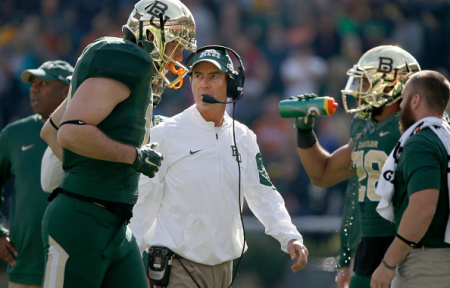Baylor University Fires Head Football Coach Amidst Controversy Wbez Chicago