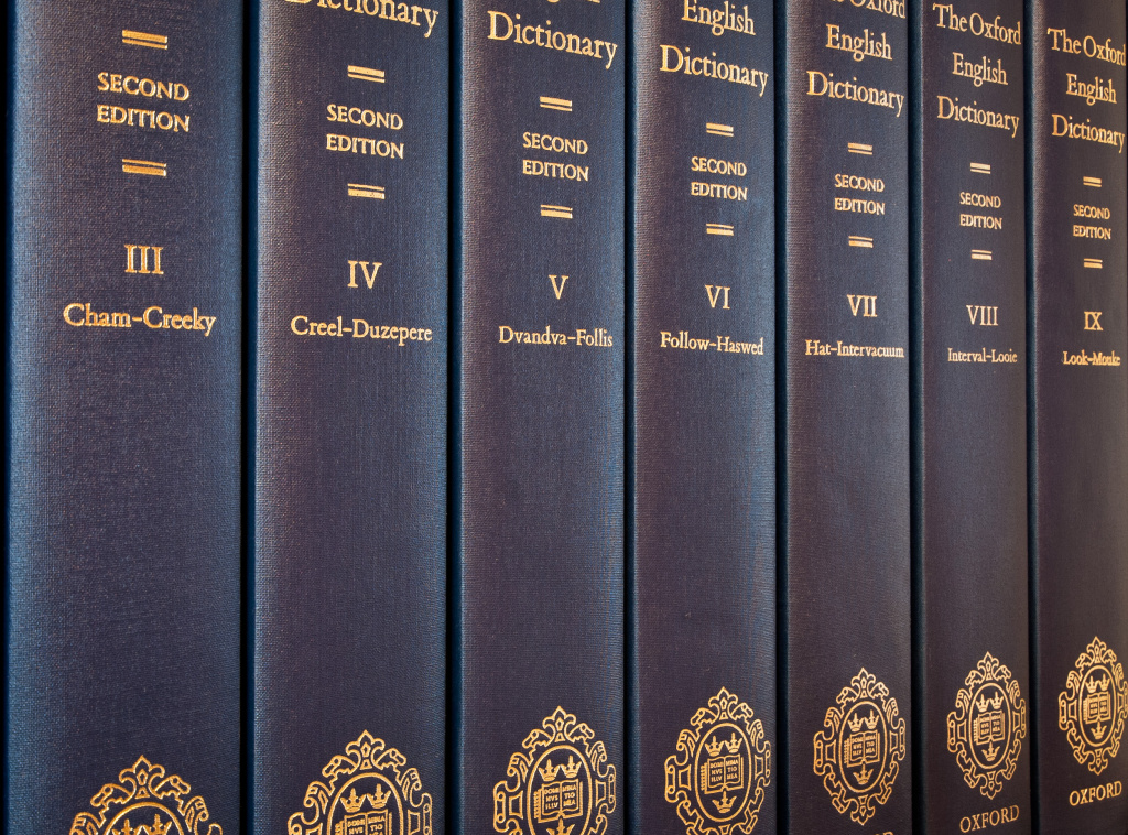The OED is looking to expand on its current list of 150 California-originated words.