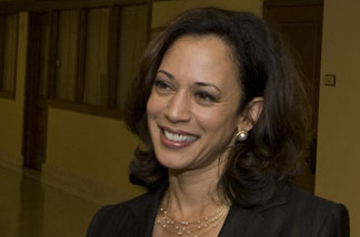 Kamala Harris, district attorney of San Francisco, Democratic candidate for Attorney General