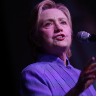 Hillary Clinton Keynotes Rainbow PUSH Luncheon In Chicago