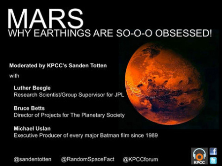 MARS - Why Earthlings are So-o-o Obsessed!
