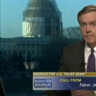 Steve Scully is the political editor at CSPAN and the host of the network's morning call-in show, Washington Journal.