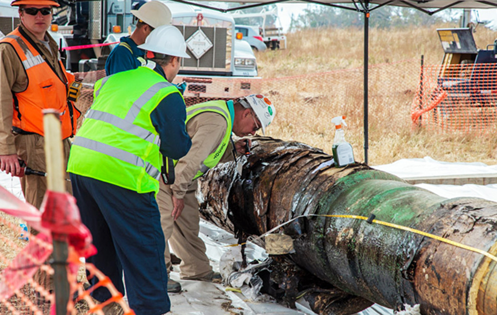 document pipeline operator could face additional penalties for santa barbara oil spill 893 kpcc