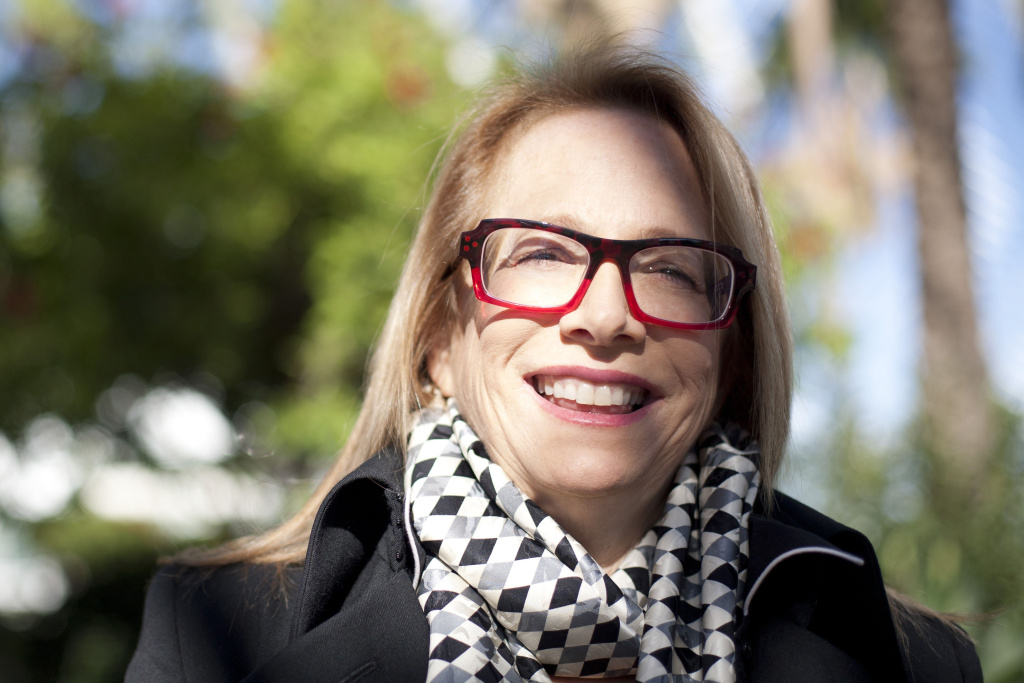 Four-time Emmy-winning composer Laura Karpman is running for the music branch.