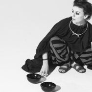 Angel Deradoorian has performed in the past with artists like the Dirty Projectors and Avey Tare