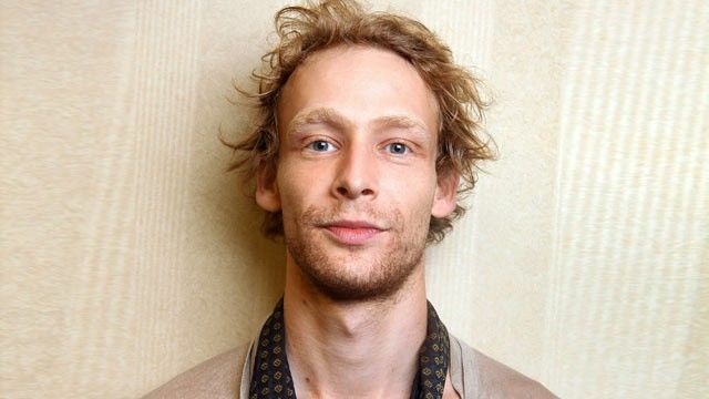 Actor Johnny Lewis poses during the 2011 Toronto International Film Festival at the Guess Portrait Studio on September 13, 2011 in Toronto, Canada.