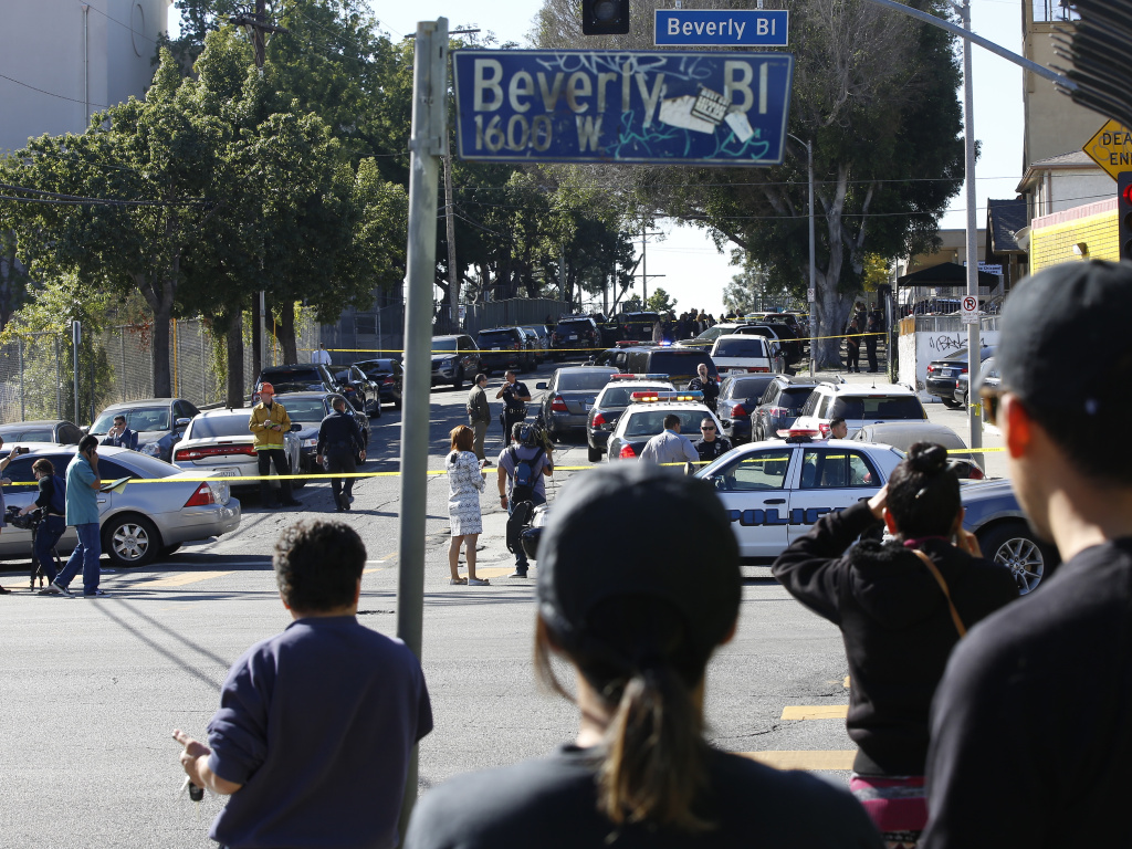 Audio: Police say LA middle-school shooting by 12-year-old girl was