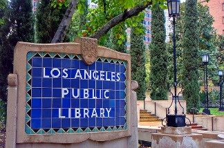 The Los Angeles Public Library