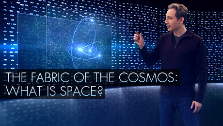 Patt morrison the time space continuum as explained by for Fabric of space time explained