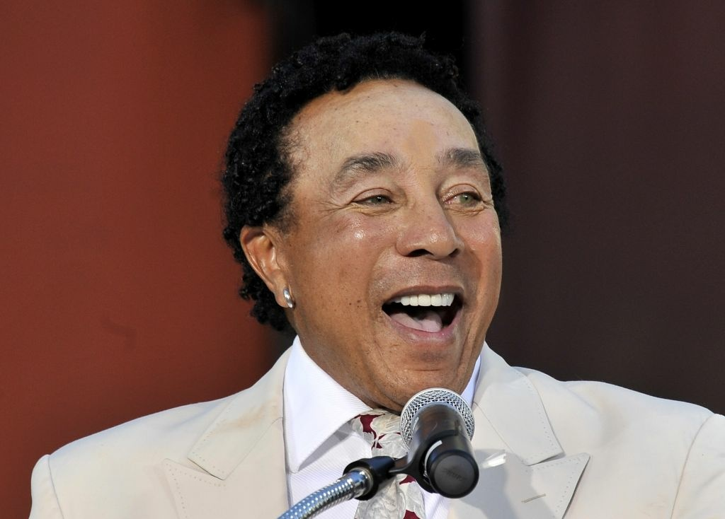 Image result for smokey robinson 2017