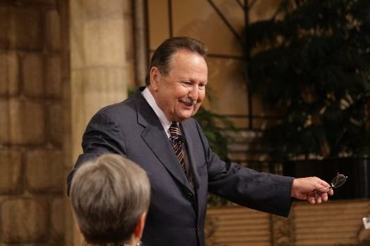 Edward Dufresne, minister and co-founder of World Harvest Church