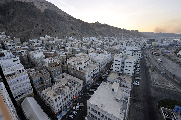 The city of Mukalla, the capital of Yemen's largest province, Hadramawt, where al-Qaida has long maintained a presence despite U.S. drone strikes and Yemeni counterterrorism operations.