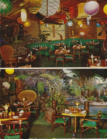 The Luau in Beverly Hills. Steven Crane's Tiki oasis on Rodeo Drive