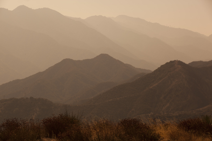 President Obama designated park of the San Gabriel Mountains a national monument on Friday.