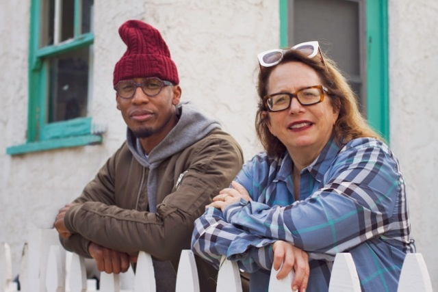 Raphael Saadiq and composer Laura Karpman have collaborated on a number of film scores.