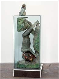 The Seller and the Sold, 2006. Collection David Teiger. Courtesy Stuart Shave/Modern Art, London.