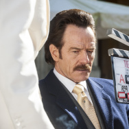 Actor Bryan Cranston readies for action on the set of THE INFILTRATOR, a Broad Green Pictures release.