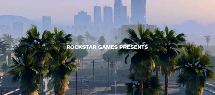 Rockstar Games presents Grand Theft Auto 5... but not at E3.
