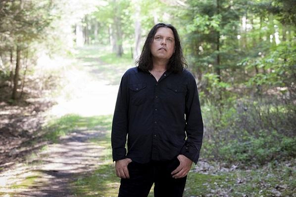Musician Richard Buckner.