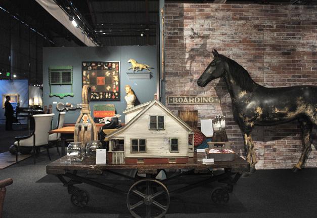 Los Angeles Antiques Art + Design Show