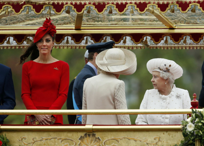 Photo Gallery Britain Queens Jubilee