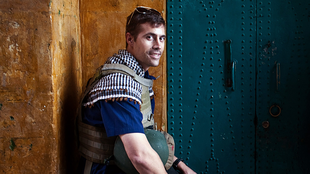 American journalist James Foley was killed by ISIS in 2014. The original song