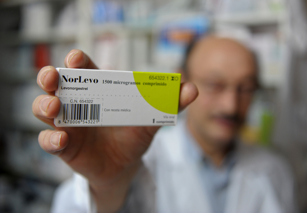 NorLevo is an emergency contraceptive pill that's available overseas.