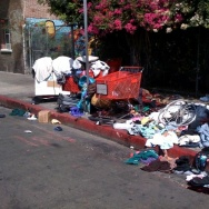 Homeless Belongings1