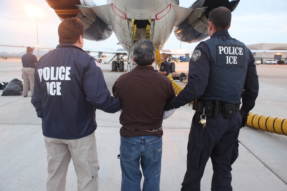 Does the police chiefs newest immigration proposal pose a threat to public safety?