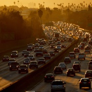 US-LIFESTYLE-TRAFFIC-LABOR DAY